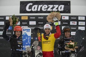 Carezza Podium 2014